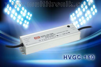 LED-Treiber HVG(C)150-Serie von Mean Well gibt es bei M+R Multitronik GmbH