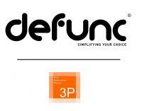 Schwedischer Audio Hersteller DEFUNC meets deutschen Distributor 3P