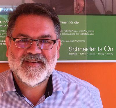 Burkhard Zahn, CEO der ABN GmbH.
