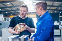 CNC Bearbeitung von ALBROMET kommt bei den Kunden gut an. Bild: ALBROMET