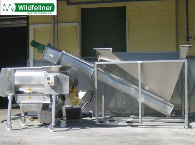 Wildfellner GmbH - der Expterte für Förderanlagen und Förderschnecken