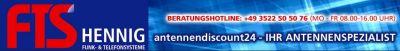 Beim Kauf von Antennen bei antennendiscount24.de steht Service an erster Stelle