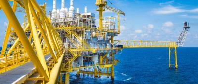 Realisierung eines Klimatisierungsprojekts im Outdoorbereich auf einer Gasplattform im Persischen Golf