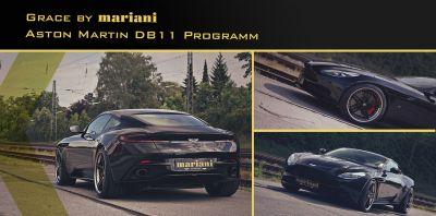 AM DB11 Tuning-Programm