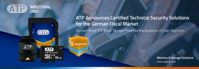 TSE Storage Solutions von ATP