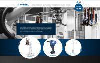 Modern und informativ. Die neue HONSEL-Webseite für die Automation von Verbindungselementen.