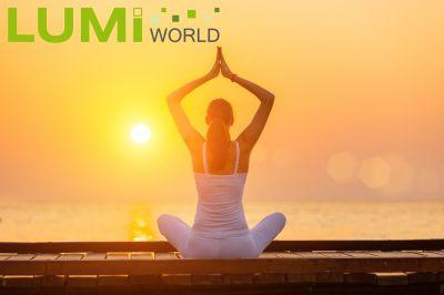 Biodynamisches Licht von LUMIworld - mehr Lebensqualität durch besseren Biorhythmus