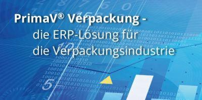 ERP Software für die Verpackungsindustrie