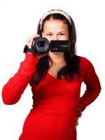 Camcorder: Filmt und gibt wieder