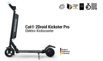 2Droid Kickster Pro Aktion