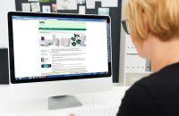 Gehäuse und Kunststoffteile können online konfiguriert werden.