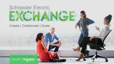 Die Businessplattform Schneider Electric Exchange erweitert die traditionelle lineare Wertschöpfungskette.