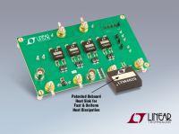 DC/DC-µModule®-Abwärtsregler mit integriertem Kühlkörper liefert bis zu 26A Ausgangsstrom