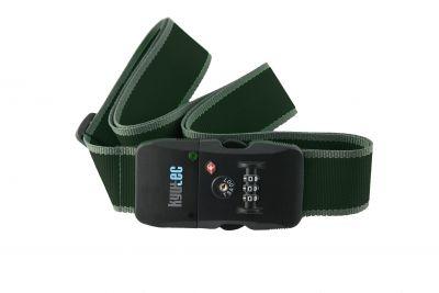 Der Kyutec Bluetooth Koffergurt