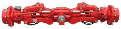 Achsen und Getriebe-Ersatzteile der Firma Carraro – Agritechnik Südtirol
