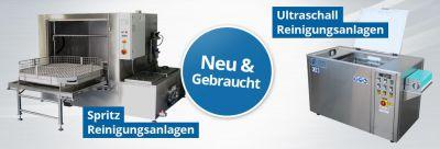 Glogar Umwelttechnik - Ihr Partner für professionelle Teilereinigung