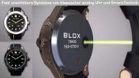 BLOX Smart Time  -  Stylish, Smart, Hybrid