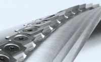 Silent-POWER Spiralmesser-Hobelwelle