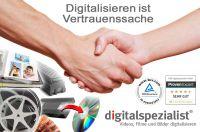 Digitalisieren ist Vertrauensache - digitalspezialist - Videos, Filme und Bilder digitalisieren
