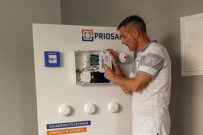 Die Priosafe GmbH bietet eine Reihe von Informationsveranstaltungen zur DIN VDE-V 0826-2 für Feuerwehren und Facherrichter.