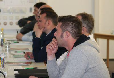 EcoXpert Schulung bei Schneider Electric