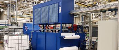 Effektive und preiswerte Luftfiltration im Großgetriebe-Fertigungswerk der SEW-EURODRIVE GmbH&Co.KG