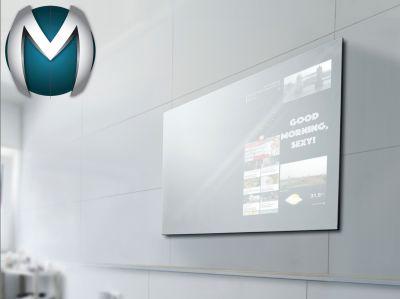 MIRROReins zeigt Zusatzinformationen wie Nachrichten, Wetter, Kalender, uvm. an.