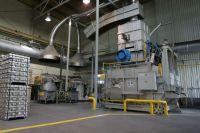Gießerei Lenaal (Polen): Der StrikoMelter Schmelzofen reduziert den Energieverbrauch pro geschmolzene Tonne Aluminium.