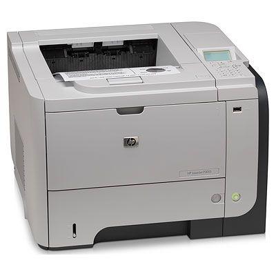 Der HP Laserjet P3015DN überzeugt mit einer großen Ausstattung
