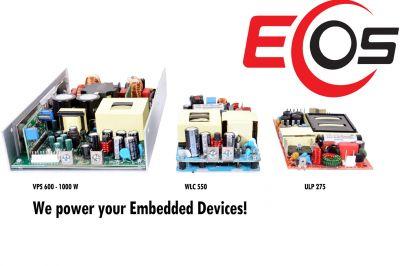 EOS Power Stromversorgungen für Embedded Solutions