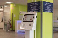 Das Modell SACHMET als Self-Check-in-System im CHEM in Luxemburg