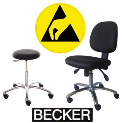 ESD - Stühle von Becker Design GmbH