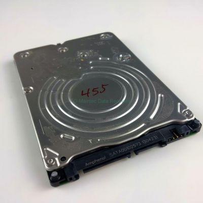 WD Festplatte ohne Label. Vom Anwender bereits geöffnet.