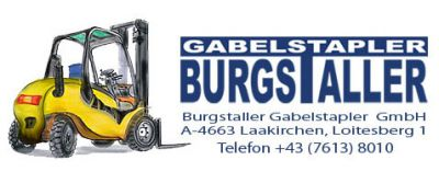 Burgstaller - Ihr Partner, wenn es um Gabelstapler geht