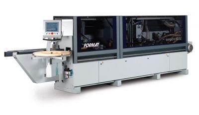 Effiziente Kantenkomplettbearbeitung der Premiumklasse mit der FORMAT-4 tempora