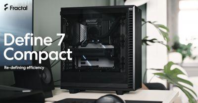 Durch das hohe Maß an Modularität wird das Potential der kompakten Bauweise für die Unterstützung von ATX-Hardware maximiert.