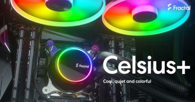 Neue Wasserkühlungen der Celsius-Serie enthüllt