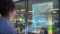 Die Anwendungen des Fraunhofer IGD visualisieren Big Data-Analysen und unterstützen damit bei einer smarten Entscheidungsfindung.