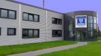 Eingangsbereich zum Spezialisten für Zerspanung und Widerstandsschweißtechnik in Meinersen im Kreis Gifhorn