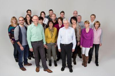 GCT Mitarbeiter 2013