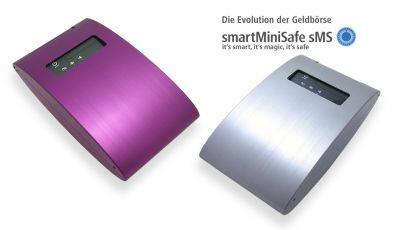 smartMiniSafe  -  schützt vor Datenscan und Diebstahl ... und auch noch das Handy