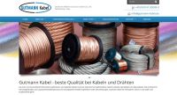 Gutmann Kabel - Ihr Kabelhersteller