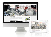 Die neue Webseite von publikomm - die B2B Agentur aus Hanau ist auch für Smartphones und Tablets optimiert.