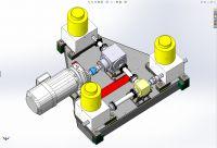 3 bärenstarke Hubgetriebe von Grob Antriebstechnik