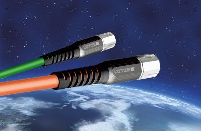 LÜTZE SAFECON kunststoffummantelte Rundsteckverbinder M23 bieten dem Anwender eine günstige und zugleich sichere Lösung.
