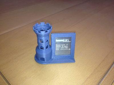 3D Druckteil