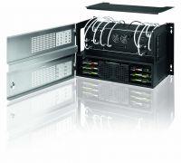 Die TDX-Kopfstelle von TRIAX ermöglicht eine frei skalierbare Anzahl und Zusammenstellung von TV-Programmen.
