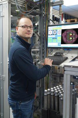 Die Software AEOLIA des Fraunhofer IGD unterstützt den Automobilzulieferer ZF bei der Qualitätskontrolle.