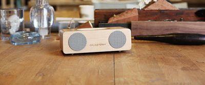 M2 Lautsprecher aus Holz