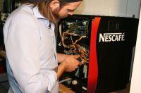 Unsere Kaffeemaschinen-Werkstatt in Aachen
